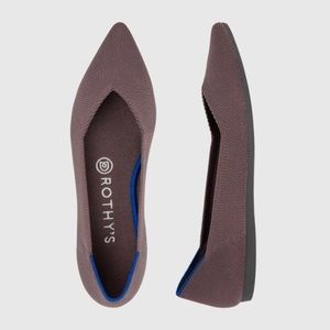 Rothys the Point in Mink - (fits like 7.5)